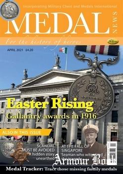 Medal News 2021-04