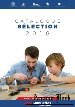 1001 Maquettes Catalogue Selection 2018