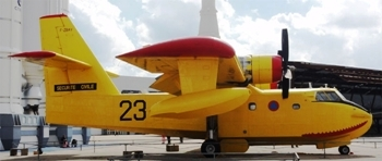 Canadair CL-215 F-ZBAY [Walk Around]