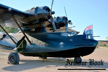 Consolidated PBY-6A Catalina 'Black Cat' [Walk Around]
