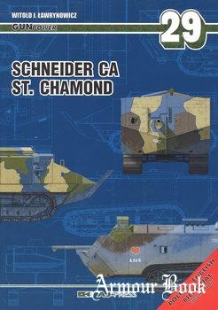 Schneider CA St. Chamond [GunPower №29]