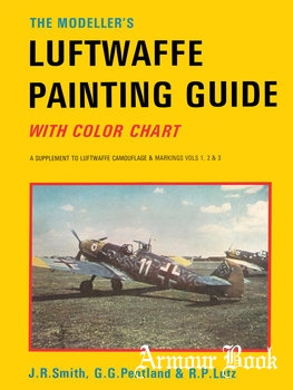 The Modeller's Luftwaffe Painting Guide [Kookaburra Technical Publications]