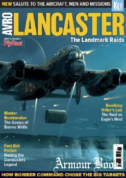 Avro Lancaster: The Landmark Raids [Key Publishing]