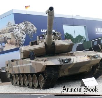 Leopard 2A7 [Walk Around]