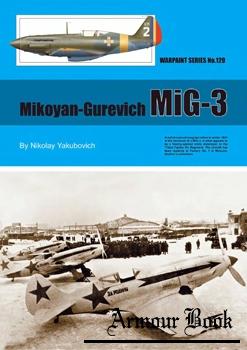 Mikoyan-Gurevich MiG-3 [Warpaint 129]