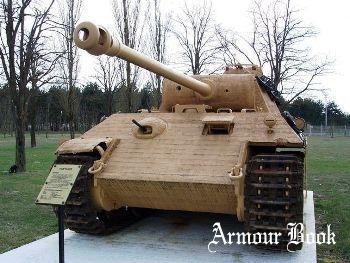 Panther Ausf.A [Walk Around]