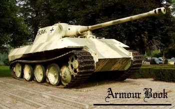 Pz.Kpfw V Panther Ausf.D Sd.kfz 171 Breda [Walk Around]