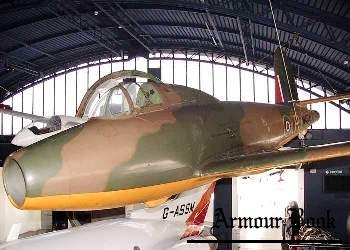 Gloster E28-39 (Prototype) [Walk Around]