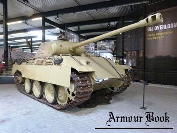 Sd.Kfz 171 Panzer V Panther Ausf.G [Walk Around]