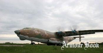 Antonov 22 A Cock [Walk Around]