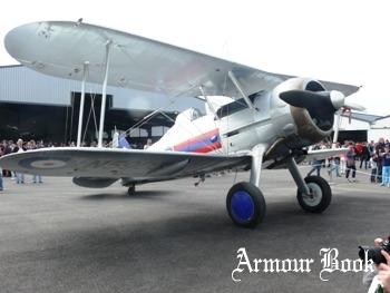 Gloster Gladiator II [Walk Around]