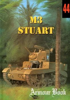 M3 Stuart [Wydawnictwo Militaria 044]
