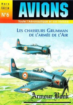 Les Chasseurs Grumman de L'Armee de L'Air [Avions Hors-Serie №6]