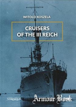 Cruisers of the III Reich Volume 1 [Stratus / Mushroom Model Publications]
