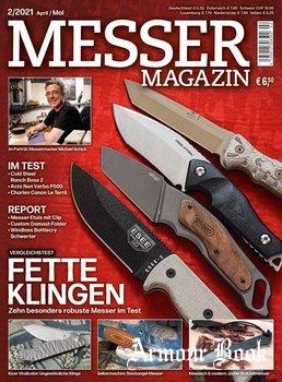 Messer Magazin 2021-02