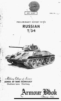 Russian T-34 [Preliminary Report №2/0]