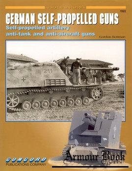 German Self-Propelled Guns [Concord 7022]
