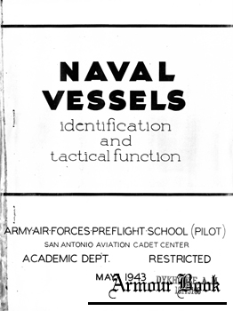 Naval Vessels Identification and Tactical Function [Army Air Forces Preflight School]