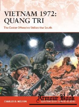 Vietnam 1972: Quang Tri [Osprey Campaign 362]