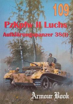PzKpfw II Luchs Aufklarungspanzer 38(t) [Wydawnictwo Militaria 109]