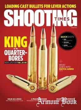 Shooting Times 2021-08
