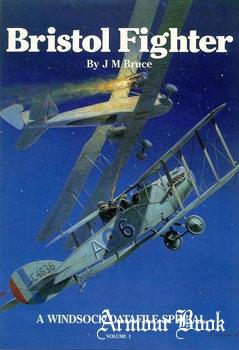 Bristol Fighter Volume 1 [Windsock Datafile Special]