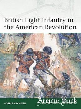 British Light Infantry in the American Revolution [Osprey Elite 237]