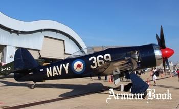 Hawker Sea Fury FB.11 [Walk Around]