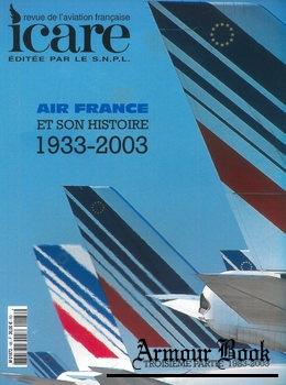 Air France et son Histoire 1933-2003 Tome 3: 1983-2003 [Icare №185-186]