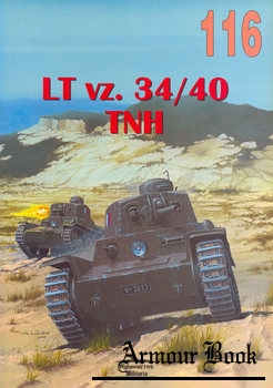LT vz. 34/40 TNH [Wydawnictwo Militaria 116]