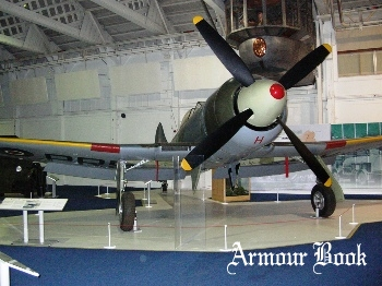 Hawker Tempest II [Walk Around]