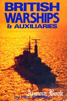 British Warships and Auxiliaries 1986-87 [Maritime Books]