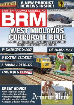 British Railway Modelling 2021-07