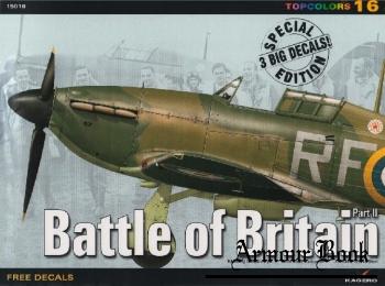 Battle of Britain: Part II [Kagero Topcolors 15016]