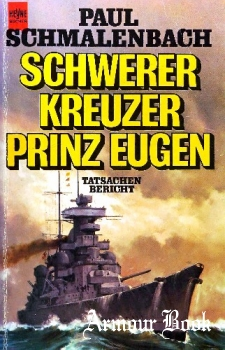 Schwerer Kreuzer Prinz Eugen [Heyne Verlag]