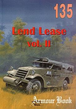 Lend Lease Vol.II [Wydawnictwo Militaria 135]