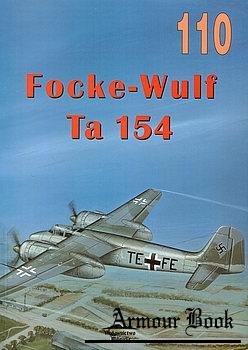 Focke-Wulf Ta 154 [Wydawnictwo Militaria 110]