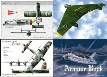 Aviation Art Luftwaffe 1946