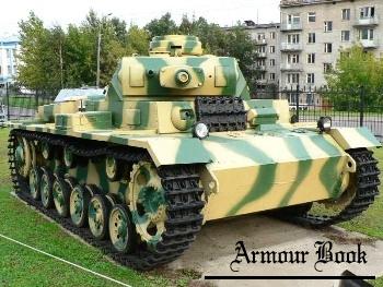 Panzer III Ausf L Sd.Kfz 141 [Walk Around]