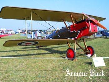 Royal Aircraft Factory S.E.5 [Walk Around]