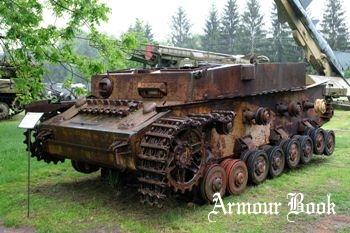 Panzer IV Carcasse [Walk Around]