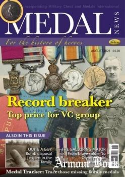 Medal News 2021-08