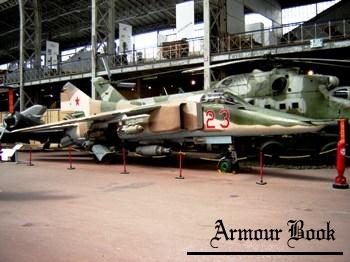 MiG-27 Flogger D [Walk Around]