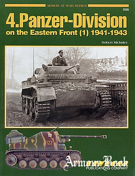 4.Panzer Division on the Eastern Front (1): 1941-1943 [Concord 7025]