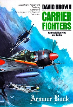 Carrier Fighters: 1939-1945 [ Macdonald and Jane's]