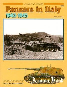 Panzers in Italy 1943-1945 [Concord 7023]