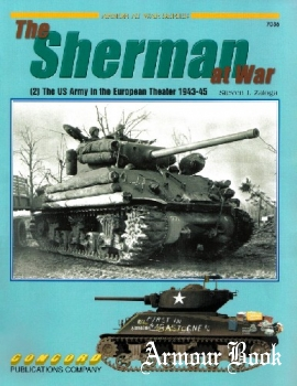 The Sherman at War (2): The US Army in the European Theater 1943-1945 [Concord 7036]