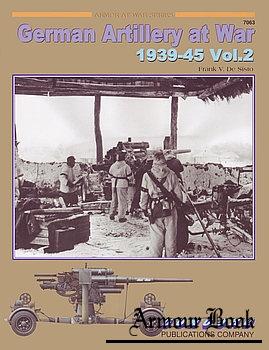 German Artillery at War 1939-1945 Vol.2 [Concord 7063]