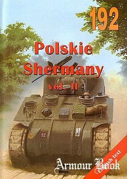 Polskie Shermany Vol.II [Wydawnictwo Militaria 192]