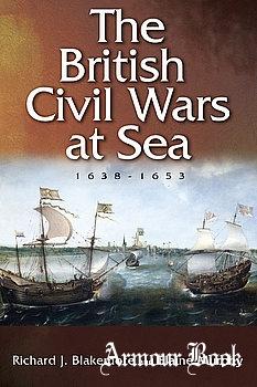 The British Civil Wars at Sea 1638-1653 [The Boydell Press]